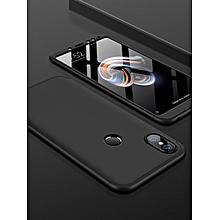MI Redmi 5A/Note 5A/5/5Plus/Note 5 Phone Case 3-In-1 All-Inclusive Trendy PC Protective Phone Case____XIAOMI REDMI 5____yellow