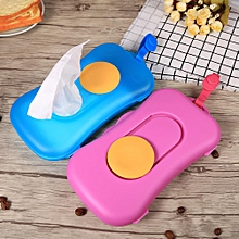Portable Baby Kid Wipe Storage Case Box Plastic Travel Wet Wipes Holder Dispenser Organizer #4