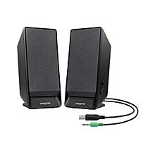 A50 Subwoofer 2.0 Desktop Speakers - Black