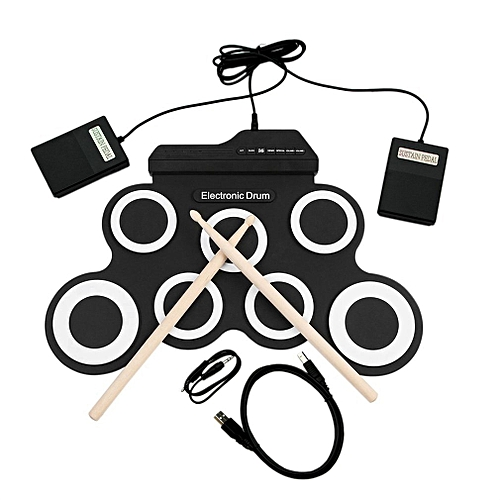 Buy Allwin Usb Electronic Drum G3002 Drum Kit Drum Set Percussion