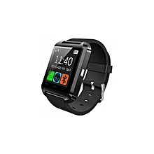U8 Smart Watch Bluetooth Smart Watch Touch Screen  (Black)