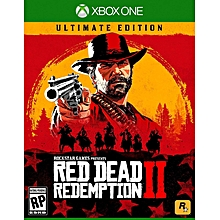 XBOX 1 Game Red Dead Redemption 2 Ultimate Edition