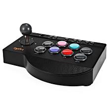 PXN- 0082 Arcade Joystick Game Controller-BLACK