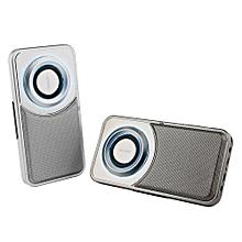 Archeer A110 3W Slim Bluetooth 2.1 Speaker 500mAh Grey