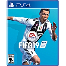 PS4 Game FIFA 19