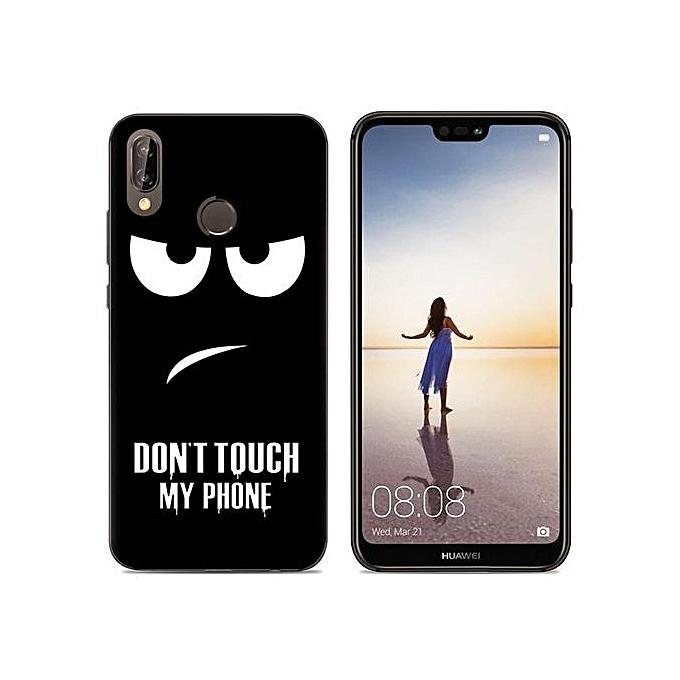 san francisco 7f5b9 a770e Huawei P20 Lite/Huawei Nova 3E(3PCS X Phone Case) Silicone Case, TPU  Anti-knock Phone Back Cover For Huawei P20 Lite/Huawei Nova 3E - ...