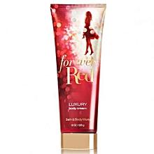 Forever Red Ultra Shea Body Cream – 226g