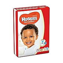 Dry Comfort Diaper Size:5 - 32 Diapers