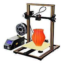 Creality 3D® CR-10 DIY 3D Printer Kit 300*300*400mm Printing Size 1.75mm 0.4mm Nozzle EU PLUG