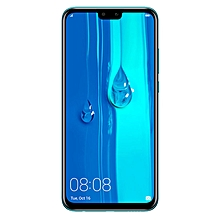 "Y9 (2019) - 6.5"" - 64GB - 4GB RAM - 16MP+2MP Dual Camera, 4G (Dual SIM) - Sapphire Blue."