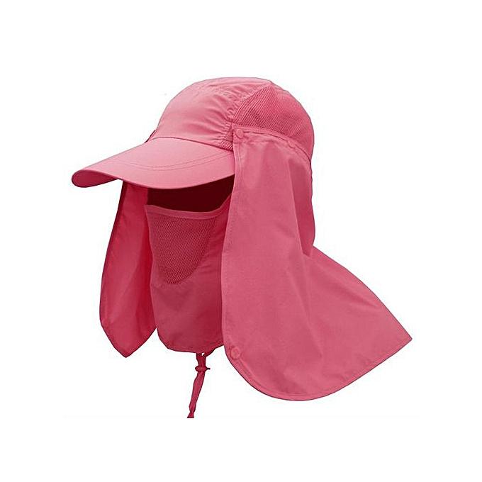 Zetenis Sun Hats Unisex Wide Brim Sun Hat Protection Caps Floppy Beach Hats-Watermelon  Red 4895bf72ff8