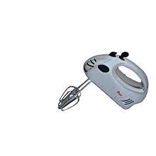 Hand mixer- Shiny Silver
