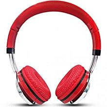 YK H1 Headphones - Red