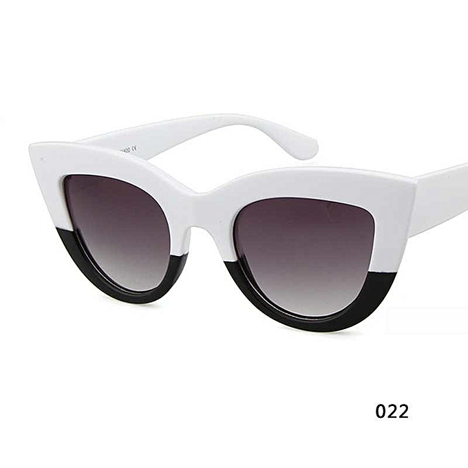 1bb2ce9fe86 New Fashion Women Accessory Cat Eye Sunglasses High Quality Euroamerican  Popular Frame Glasses  4