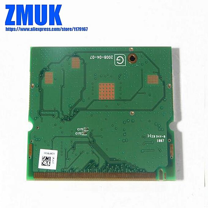 AR9160 Mini PCI Card 802 11a/b/g/n Dual-Band Module (2 4g /5g) 3x3 WiFi  Adapter Card( )