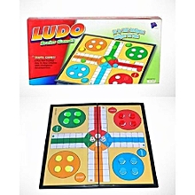 Ludo Brains Game - Red