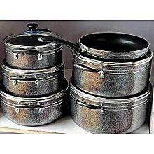Non-stick Cookware pot set with Pan