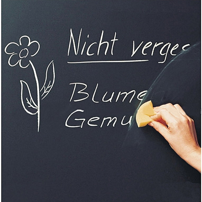 Generic Vinyl Chalkboard Wall Stickers Removable