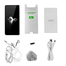 LEAGOO T5 5.5 4GB RAM+64GB ROM 13MP Dual Rear Cams 4G Mobile Phone UK Plug'