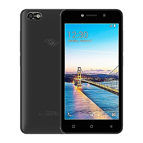 A15, 8GB (Dual SIM), Black