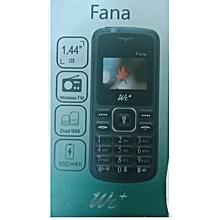 Fana Phone-  Dual Sim, Wireless Radio