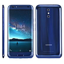 DOOGEE BL5000, 4GB+64GB, Dual Back Cameras, DTouch Fingerprint, 5050mAh Battery, 5.5 inch 8 Side 3D Curves Android 7.0 MTK6750T Octa Core up to 1.5GHz, Network: 4G, OTG, OTA, Dual SIM(Blue)