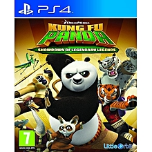 PS4 Game Kung Fu Panda