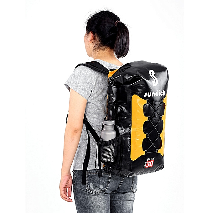 68d329607e4 ... 30L Foldable Camping Backpack Waterproof Folding Outdoor Camping  Traveling Hiking Climbing Daypack Drafting Floating Bag ...