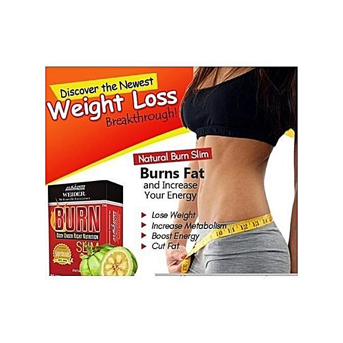 Burn Slim Slimming Tablets 10 Tablets