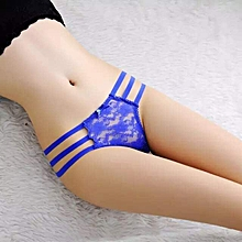 Blue Women's Underwear (Brief)