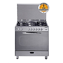 EB/145-  4G+2E Giant Electric Oven-S/Steel