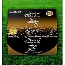 Latte liven coffee (for sperm mortility)