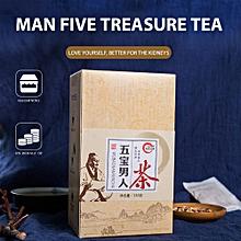 Health Tea Kidney Tea High Grade 1 Box 150g Kidney Impotence Healthy Man Tea Anti-Aging Gift