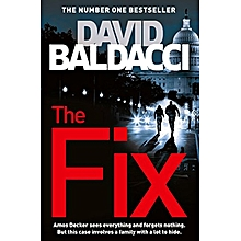 The Fix (Amos Decker series Book 3) - DAVID BALDACI