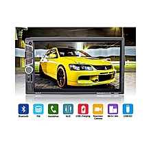 "7"" Car Stereo Radio 2 DIN Bluetooth MP5 Player Dual USB Music Touch Screen 7032"