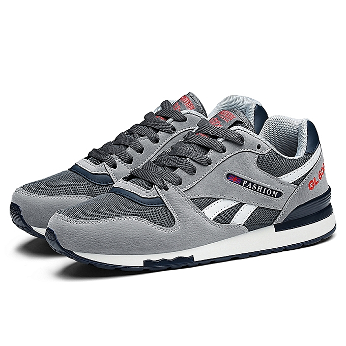 Generic Unisex Sport Shoes Breathable Mesh Tennis Shoes Fitness ... 24eed6221d1d