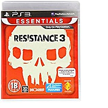 PS3 Game Resistance 3 Essentials