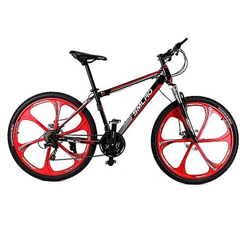 Buy Generic SMLRO MTB Mountain Bike 21 Speed 26 Inch High Carbon ...