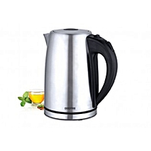 GK6123-1.8L Stainless Steel Kettle-Silver