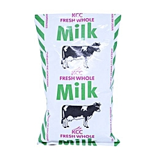 Fresh Whole Long Life Milk Pouch - 500ml