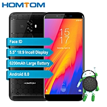 S99 4G Phablet 5.5 inch Android 8.0 MTK6750 - BLACK