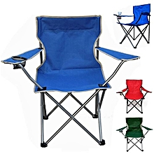 Portable Fishing Camping Chair Seat Cup Holder Beach Picnic Outdoor Folding Bag