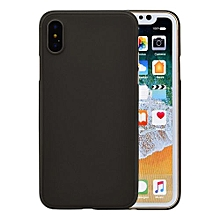 For IPhone X Case Protected Crystal Ultra Clear Soft PC Cover