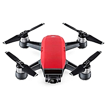 DJI Spark Mini RC Selfie Drone WiFi FPV 12MP Camera Quadcopter RTF - RED