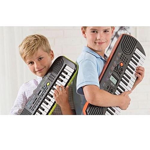 Mini Children musical Keyboard piano with sleek 44keys