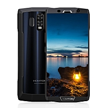 HOMTOM HT70 4G Phablet 6.0 inch Android 7.0 MTK6750T Octa Core 1.5GHz 4GB RAM 64GB ROM Dual Rear Cameras 10000mAh Battery-BLACK