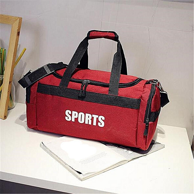 ec5845bf8d56 Men Women Travel Casual Outdoor Work Luggage Large Gym Duffle Sport Bag  Satchel