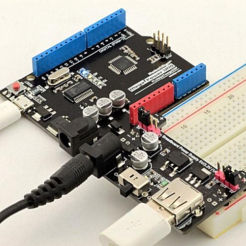 RobotDyn Breadboard Power Supply 5V/3 3V 1A Module Board For Arduino DIY