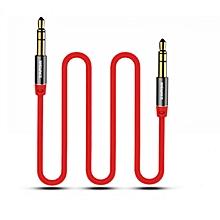 Remax RL-L100 3.5mm Jack Aux Audio 1000mm Cable DIOKKC