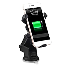 Multi-funtion Wireless Car Charger Vent Phone Mount Holder  MQMALL